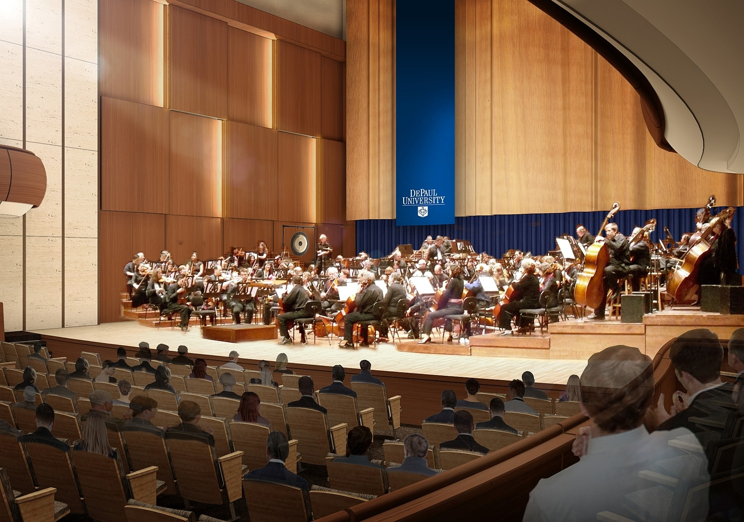 New facilities about school of music depaul for Schoolhouse music