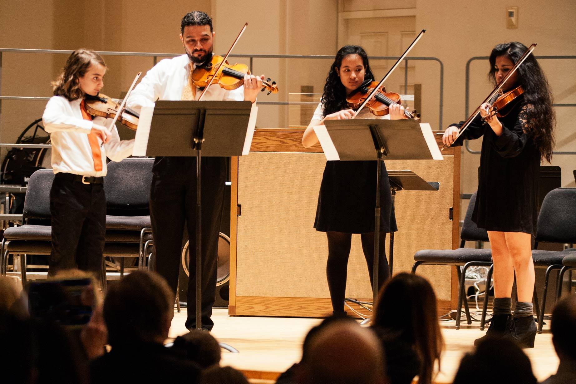 Pre-College: Ensembles   Pre-College   Programs ...